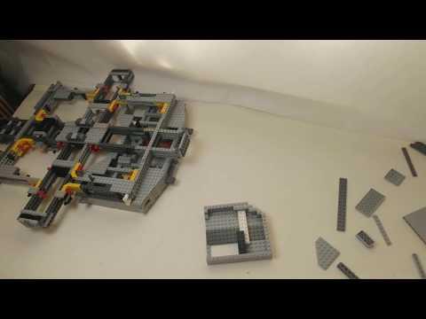 Speed Build LEPIN 05033 Millennium Falcon UCS LEGO 10179