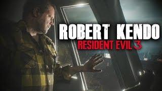 Robert Kendo Resident Evil 3 Remake - (Road to RE3 Remake)