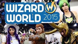 Wizard World Las Vegas 2015