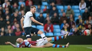 Video Gol Pertandingan Aston Villa vs Tottenham Hotspur