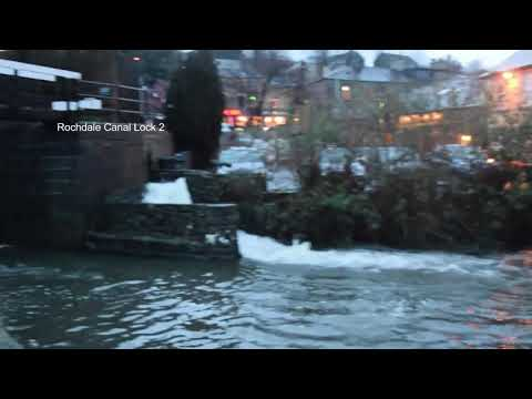 Rising Water Levels and Floods Returning to Sowerby Bridge????????
