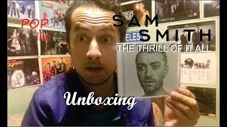 Baixar Sam Smith / The Thrill Of It All - Unboxing