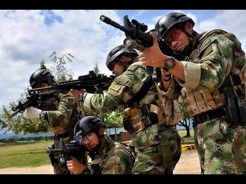 Guerra Colombia & Nicaragua el Escenario Político [Simulación] HD