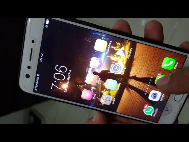 Remote TV UseeTV Indihome via HP Smartphone