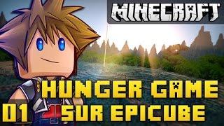 Minecraft : Hunger Games - EpiCube