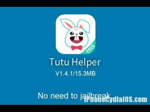 tutu helper gratuit