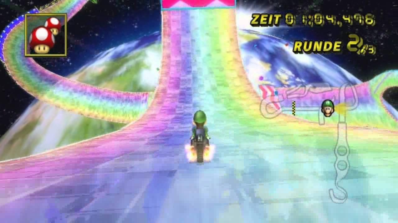 Regenbogenstrecke