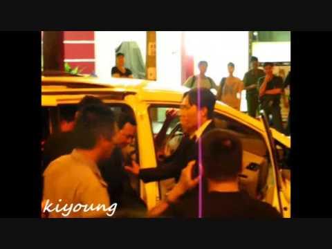 Adam Lambert & Sauli arriving at venue in Vietnam [edited version]