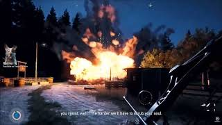 Far cry5 gameplay