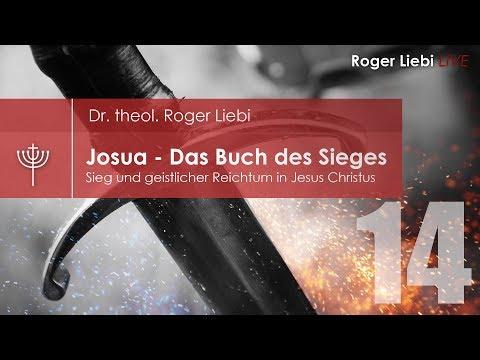 Josua - Sieg und geistlicher Reichtum in Jesus Christus - Teil 14  (Josua 15)