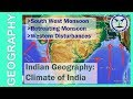 Factors affecting the climate of India | Indian Geography | by TVA