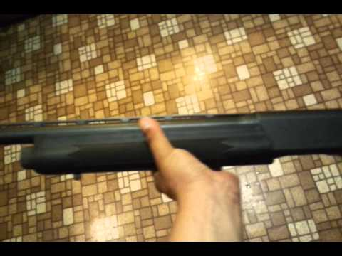 Remington 11-87 with speedfeed 3 tactical stock