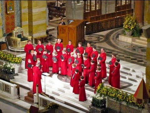AGNUS DEI - Sacred Choral Music - The Choir of New College,