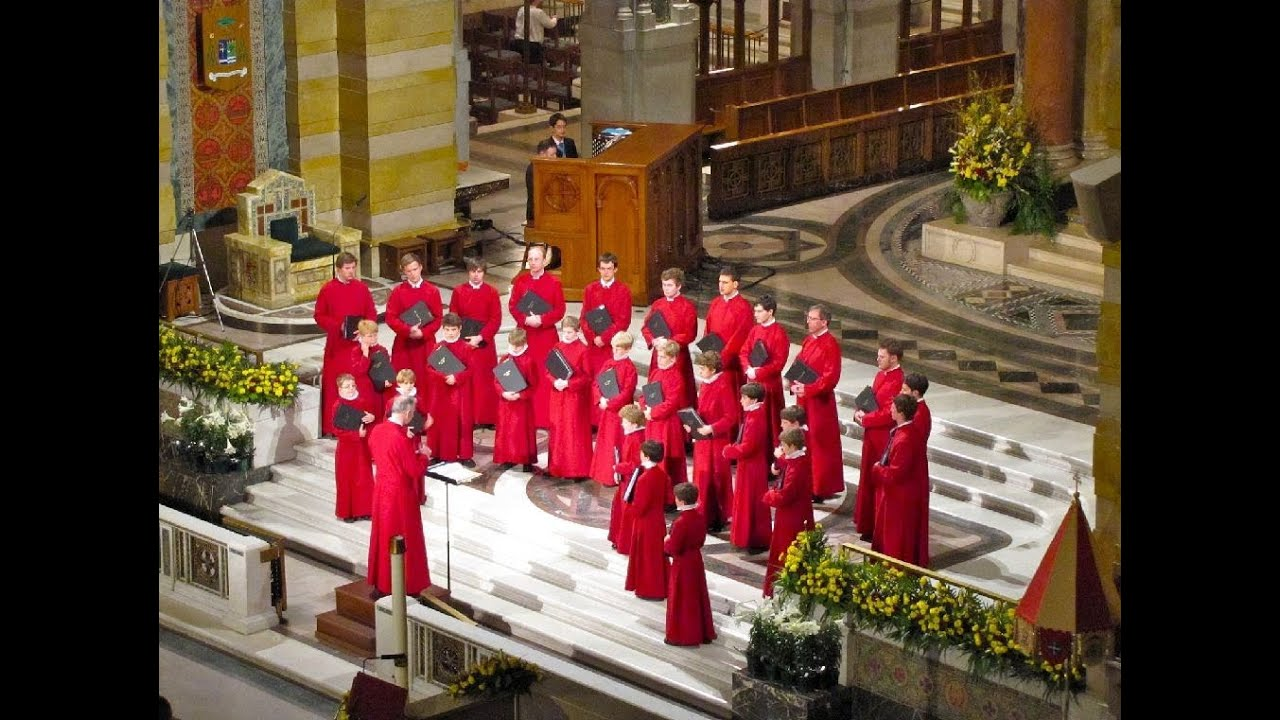 AGNUS DEI - Sacred Choral Music - The Choir of New College, Oxford ...