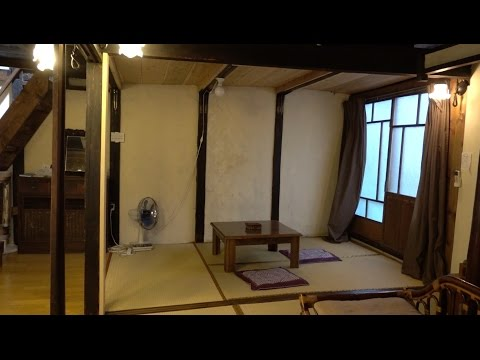 AirBNB Review - Antique Japanese House @ Kyoto, Japan