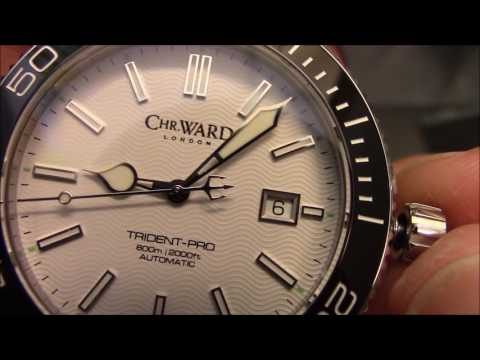 Christopher Ward C60 Trident Pro 600  In depth