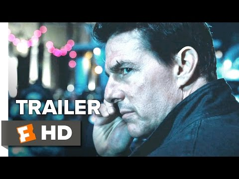 Jack Reacher: Never Go Back Official Trailer #1 (2016) - Tom Cruise, Cobie Smulders Movie HD streaming vf
