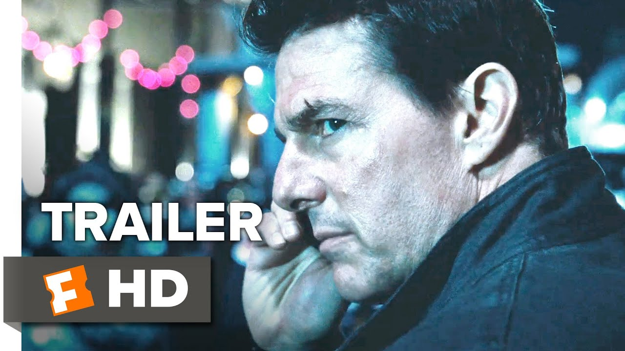Jack Reacher: Never Go Back Online Movie Trailer