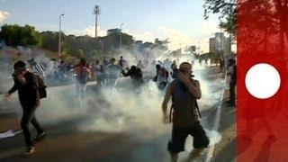 Brezilya'da öfke dinmiyor