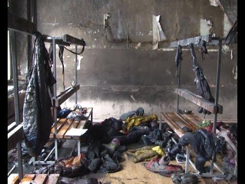 Пожар в школе № 8 оставил учеников семи классов без верхней одежды и обуви
