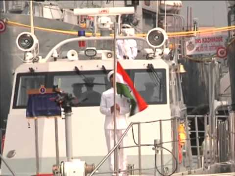 Indian Navy adds three Immediate Support Vessels to its squad