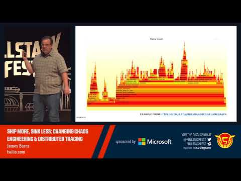 Practical distributed systems: Building for the real world with chaos engineering (James Burns)