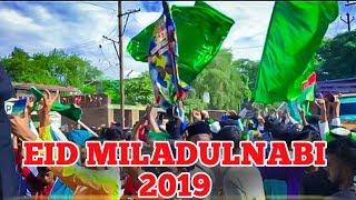 EID MILADUN NABI 2019 | JASHN-E-EID MILADUN-NABI HAZARIBAGH JHARKHAND 2019