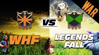 WHF vs Legends Fall | Sweet Random War! (Recap #140)