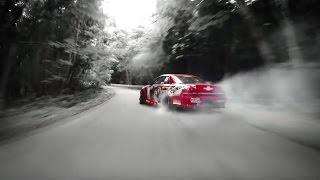 Daigo Saito Drift at Gunsai Touge