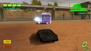 Knight Rider: The Game 2 - Gameplay PS2 HD 720P