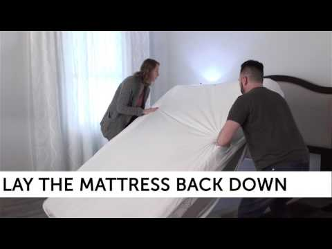 How to Install a Mattress Encasement from Protect-A-Bed