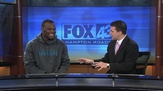Jaguars LB Reynolds gives back to his local community