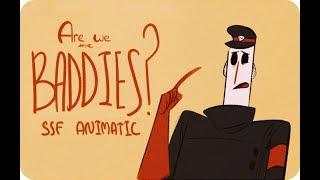 Super Science Friends! Animatic -