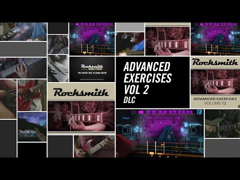 Advanced Exercises, Vol  2 - Rocksmith 2014 Edition Remastered DLC