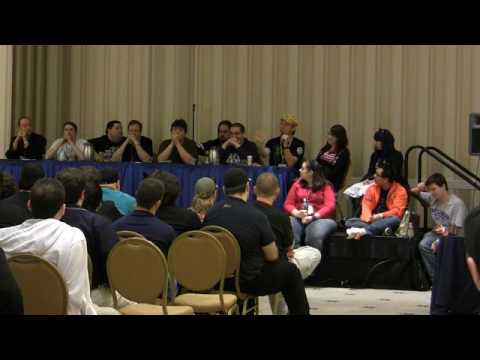MAGfest X - Blistered Thumbs Panel (Part 5) (1/2)