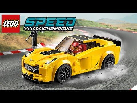 🚘 ЛЕГО МАШИНКИ Мультик про машинки. ЛЕГО ГОНКИ на крутых машинках / Lego Speed Champions