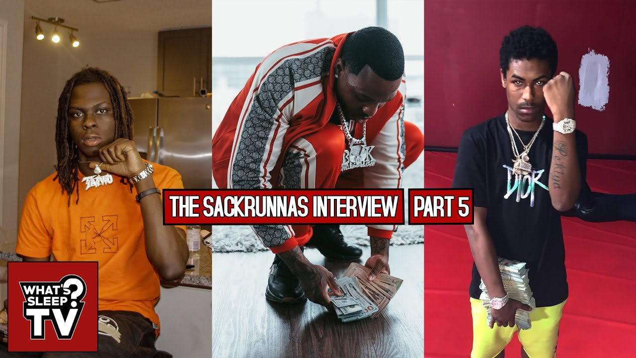 "Sackrunna Taiwo On Bandman Kevo & TeeJayx6's Music Making People Curious ""They've Made ME Money!"""
