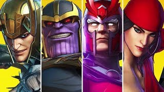 Marvel Ultimate Alliance 3: The Black Order - How to Unlock All Secret Characters
