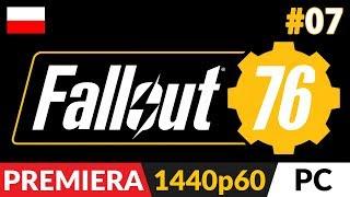 Fallout 76 PL z Arlinką  odc.7 (#7) - Live ⛺️ Biuro turystyki i herbatka
