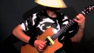 Cao thủ guitar đã trở lại và lợi hại hơn xưa :)) (God Guitarist)
