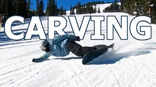 What Makes a Snowboard Good for Carving? feat. Ryan Knapton