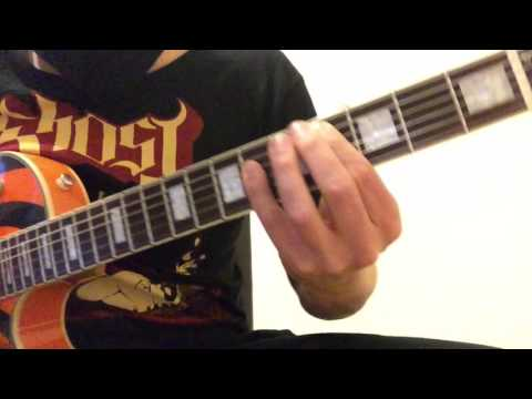 Ghost: Per Aspera Ad Inferi - Guitar Lesson