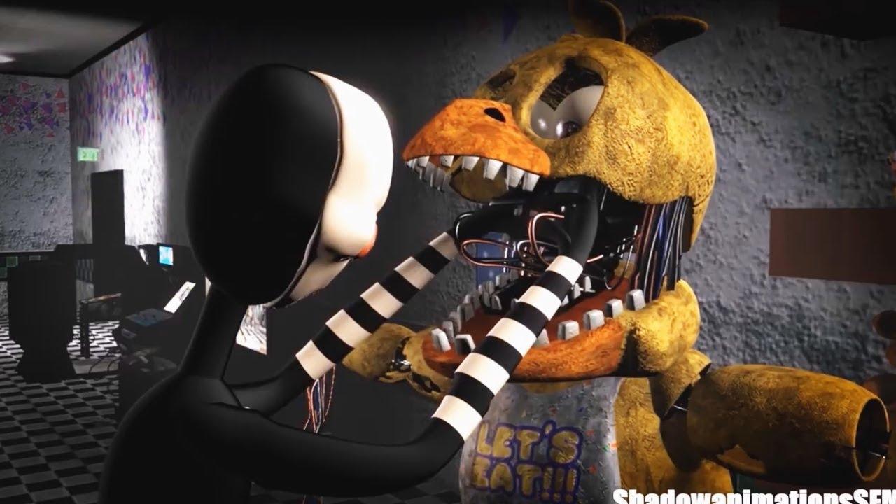 [FNAF SFM] The Bad Nights (Five Nights at Freddy's Animations)