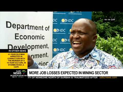 More Job Losses On The Cards In The Mining Sector