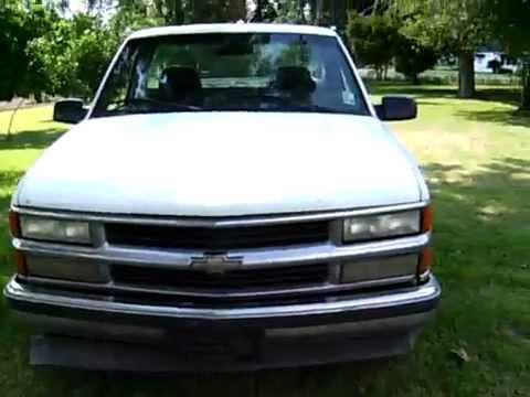 1995 Chevrolet Cheyenne C1500 - YouTube