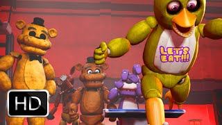 The Best Animations in Five Nights at Freddy