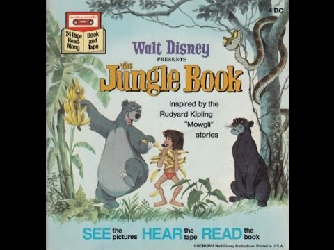 See, Hear and Read-Along - Walt Disney's Jungle Book