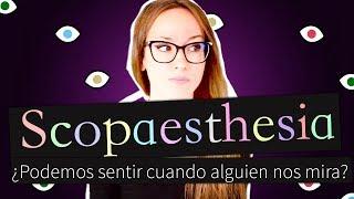 SCOPAESTHESIA | ¿Podemos sentir cuando alguien nos mira?