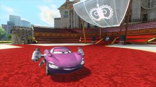 Cars 2: The Video Game - What is C.H.R.O.M.E.?