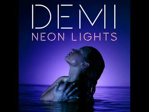 Demi Lovato - Neon lights (Cosmic Dawn Remix)